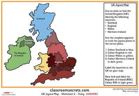 new year geography ks1 uk jigsaw map classroom secrets