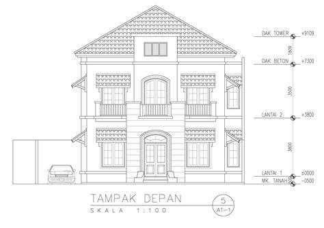 pengertian layout ruangan teknik gambar bangunan arsitektur totorial autocad 2007