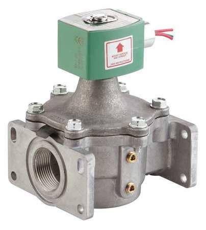 Selenoid Valve 24vdc asco 2 quot npt 2 way fuel gas solenoid valve 24vdc 8214g281 24 dc zoro