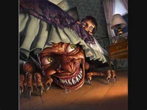 relatos de monstruos loquendo relato monstruo debajo de la cama youtube