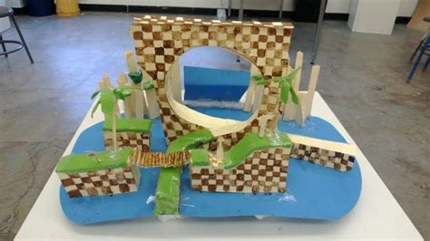How To Make Something 3d Out Of Paper - said make something 3d with mostly paper and