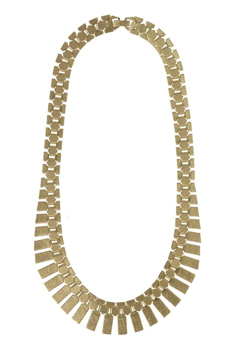 Cleopatra Necklace 1 island imports cleopatra necklace from utah by new orientation shoptiques