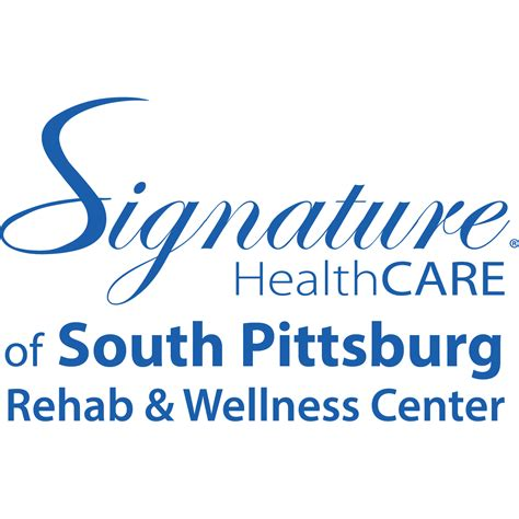 signature healthcare of south pittsburg rehab wellness