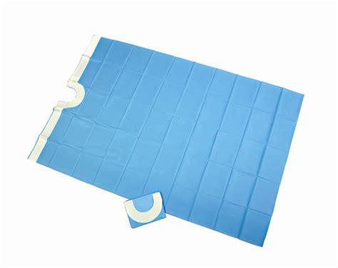 adhesive drape surgical drape u shaped with adhesive 75x90cm hygitech