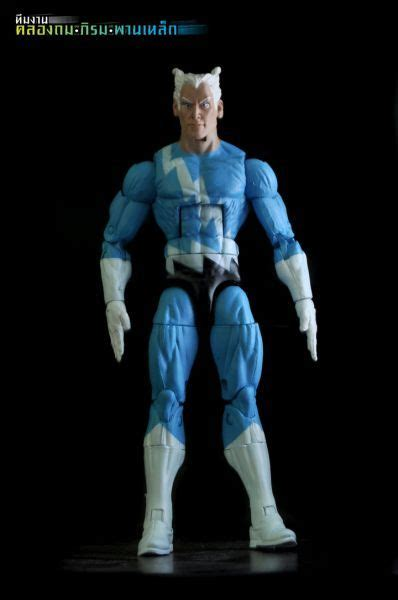 figure quicksilver quicksilver marvel custom figures and marvel