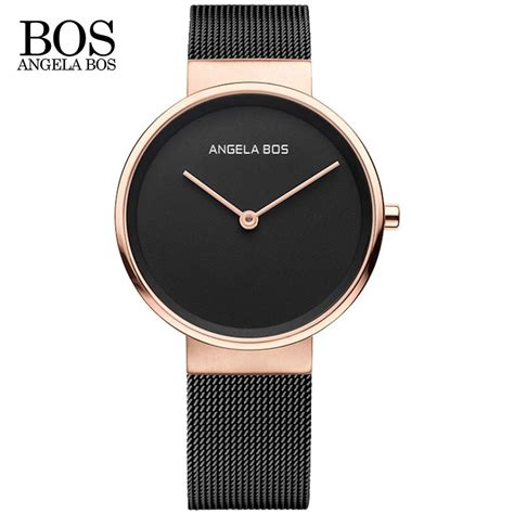 Nordic Design Watches | angela bos ultra thin nordic design watch