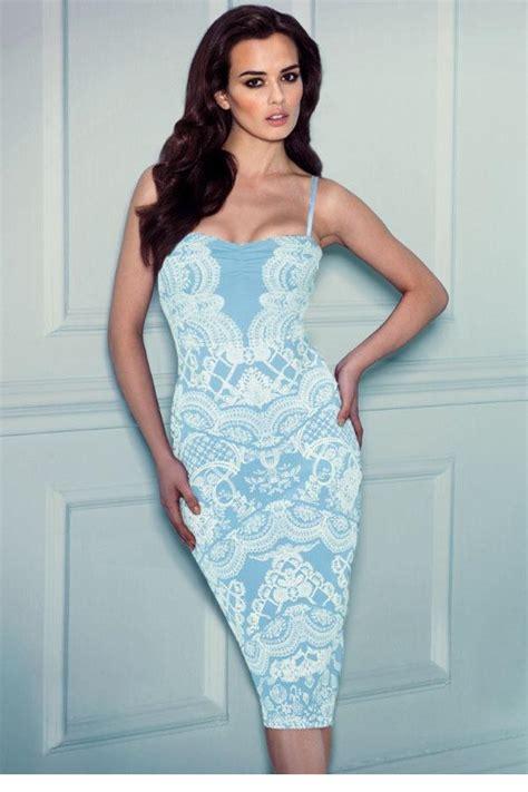 vestidos femininos vestido de renda summer dress navy blue