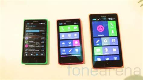 Hp Nokia X Family nokia x family captured in