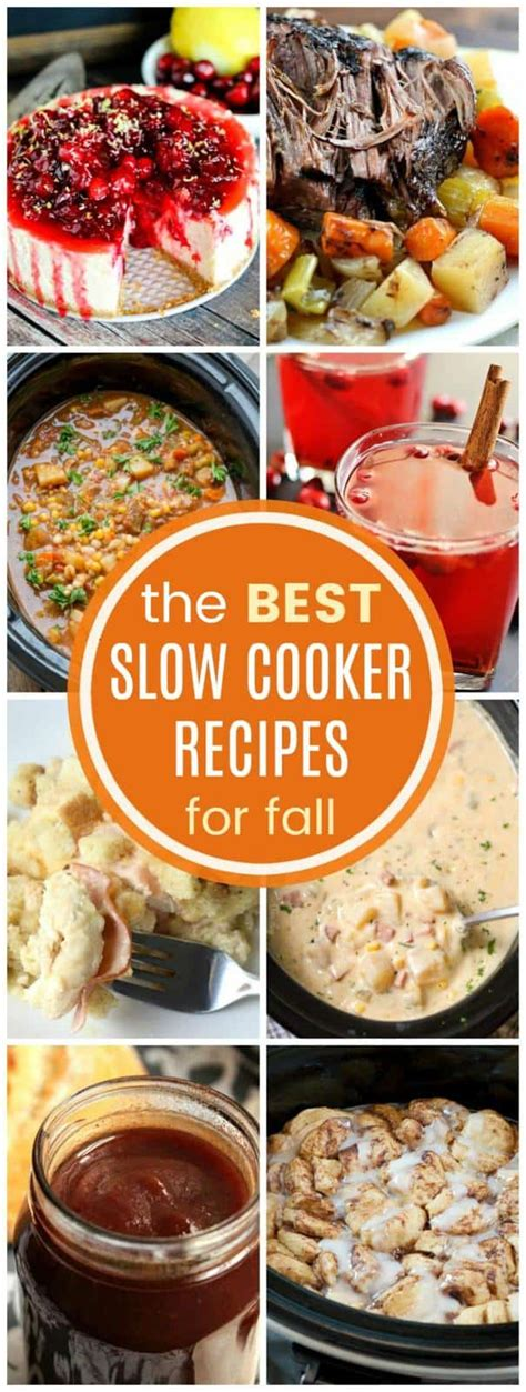 25 slow cooker recipes to bring to your next potluck 25 of the best slow cooker recipes for fall cupcakes