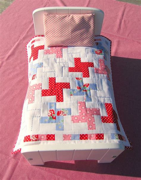 American Doll Quilt Size by 9 Best Images About Patchwork Doll Quilts On