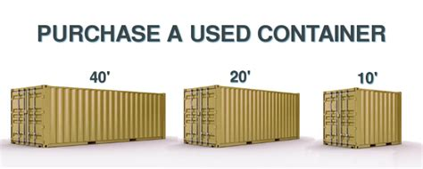 used pods for sale used storage containers cargo containers shipping containers for sale in winston salem nc
