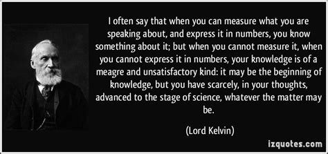 lord kelvin quotes google search quotations sayings