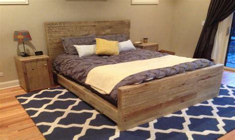 reclaimed barn wood bedroom furniture furniture designs reclaimed wood bedroom frame oak color by witusik designs