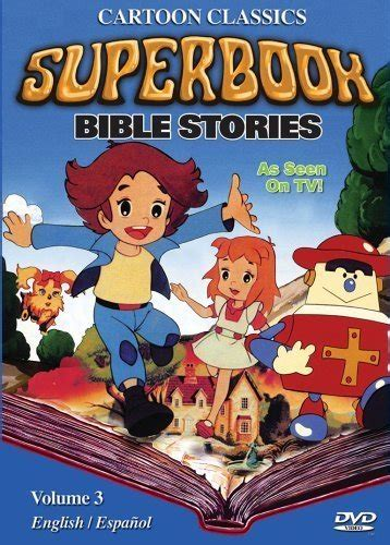 The Big Picture Interactive Bible Stories In 5 Minutes Ebooke Book superbook tv series 1981 1982 imdb