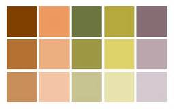 warm color scheme warm color schemes color combinations color palettes for