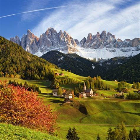most beautiful landscapes in europe travel and tourism santa maddalena italy visit the most beautiful