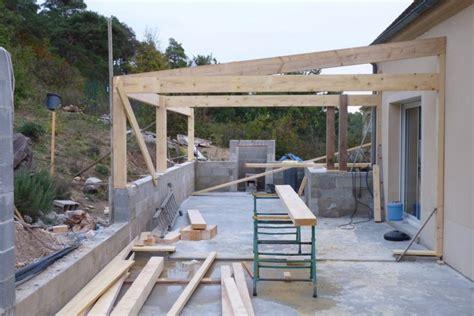 costruire una veranda v 233 randa bois briques