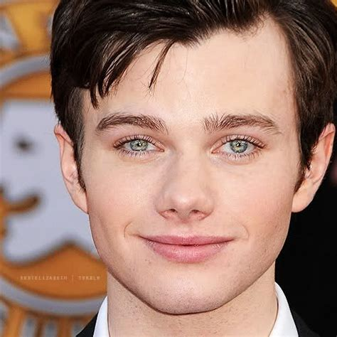 chris eye color the cutest