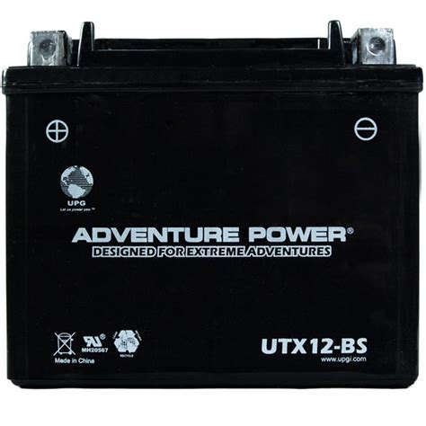 Suzuki Intruder 800 Battery Replacement Suzuki Vl800 Intruder Volusia Replacement Battery 2001