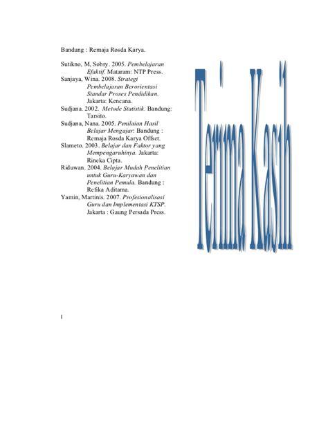 Belajar Mudah Penelitian Untuk Guru Karyawan Dan Peneliti Pemula 1 jurnal penelitian