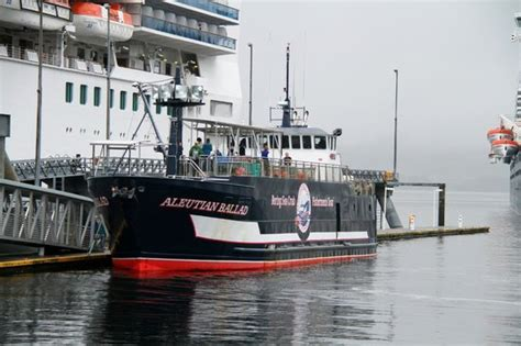 alaska crab boat tour youtube boat used for tour was on the show quot deadliest catch very