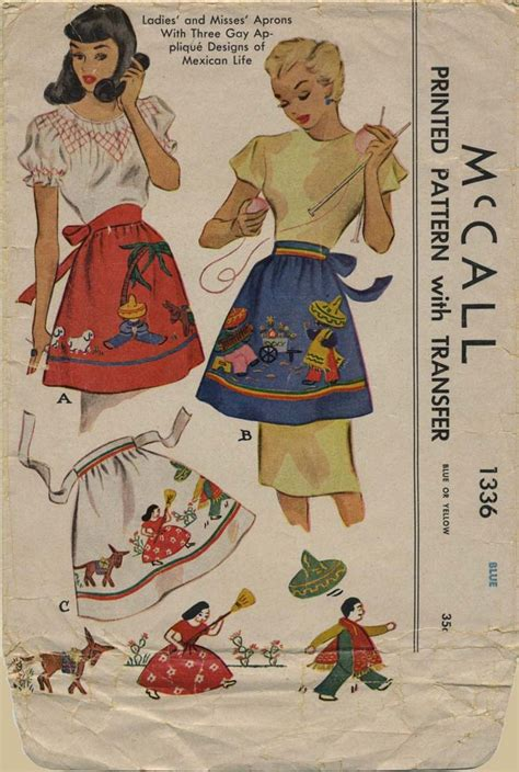 sewing pattern vintage apron 52 best images about a is for apron on pinterest retro