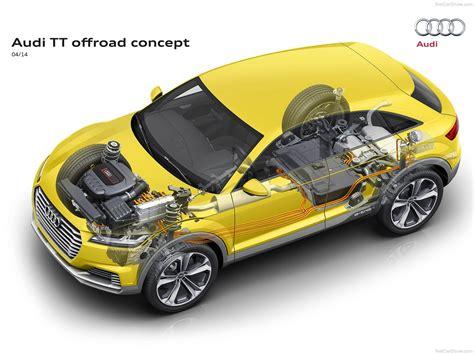 Audi Tt 4x4 by Audi Tt Offroad Concept 2014 4x4 Wallpaper Car Mechanics X