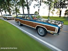 1969 Chevrolet Kingswood 1969 Ford Country Squire 1969 Chevrolet Kingswood Estate