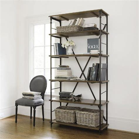 toulouse bookcase ballard designs office