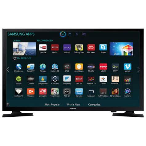 Led Samsung Smart Tv 32 Inch Samsung 32 Quot 720p Led Smart Tv Un32j4500afxzc 30 35 Inch Tvs Best Buy Canada