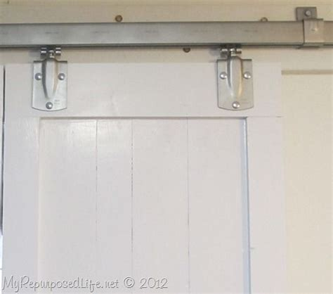 Box Rail Sliding Barn Door Hardware Barn Doors Barns And Tractors On