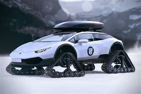 what is a lambo lamborghini huracan snowmobile hiconsumption
