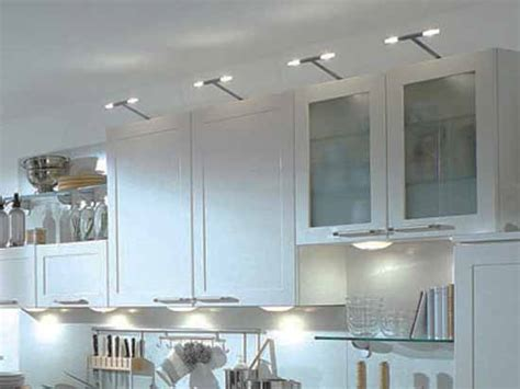 Remodelling Your Home Design Ideas With Fantastic Modern Kitchen Cabinet Lighting Ideas