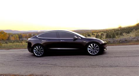 Tesla Model G News Tesla Model 3 Almost Ready Teased In