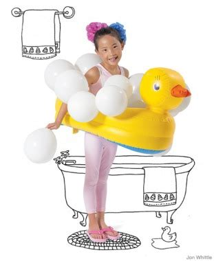 bathtub costume familius 14 homemade halloween costumes for kids
