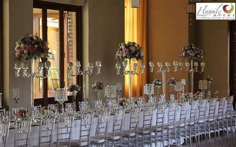 gauteng wedding flower  decor happily