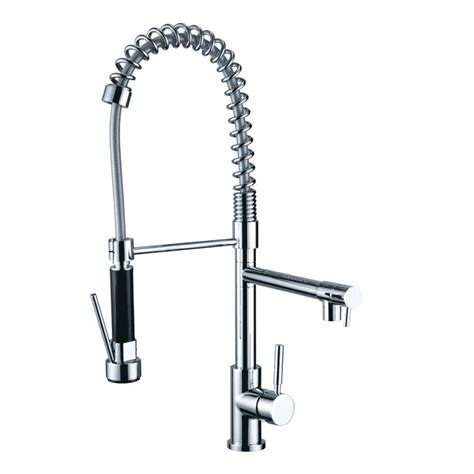 restaurant sink faucet with sprayer