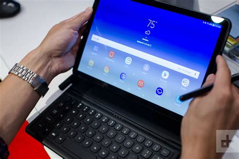 the samsung galaxy tab s4 might just revolutionize android tablets digital trends