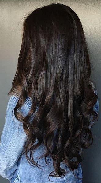 what is to old for colored dark hair 17 migliori idee su capelli color cioccolato fondente su