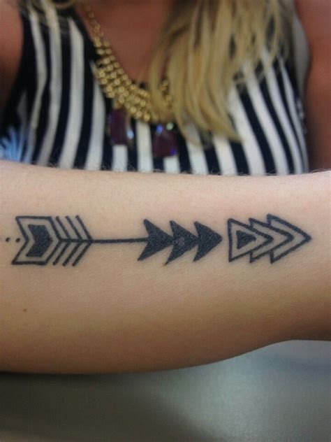 hipster henna tattoos arrow i it arrow ink
