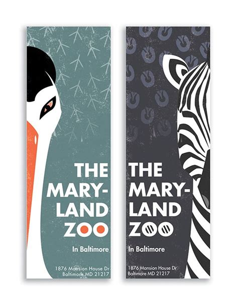 banner design on behance the maryland zoo studies street banner designs on