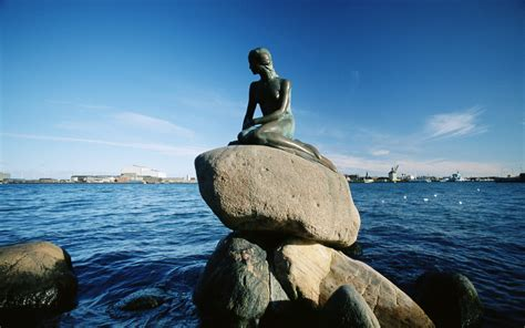 Beautiful Places In America by The Little Mermaid Copenhagen Photo Gallery Rough Guides