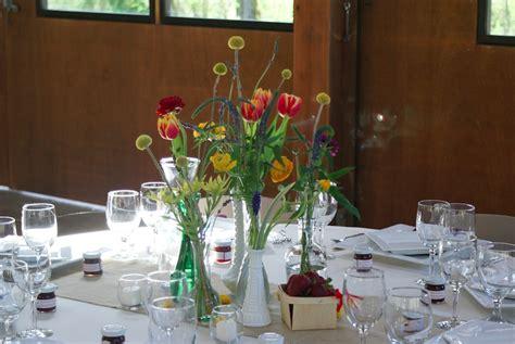 Diy Flower Vases Bud Vase Centerpiece