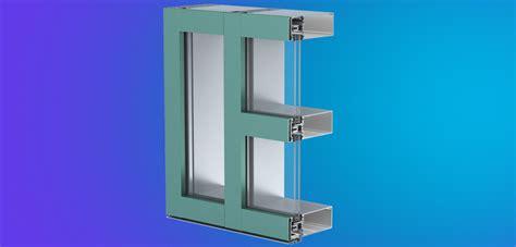 high performance curtain wall ycw 750 xt ykk ap aluminum curtain wall products