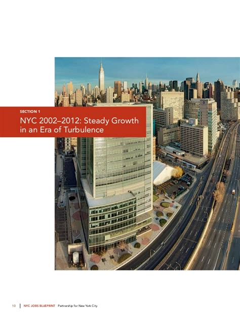 Nycjobs Mba by Nyc Blueprint Report