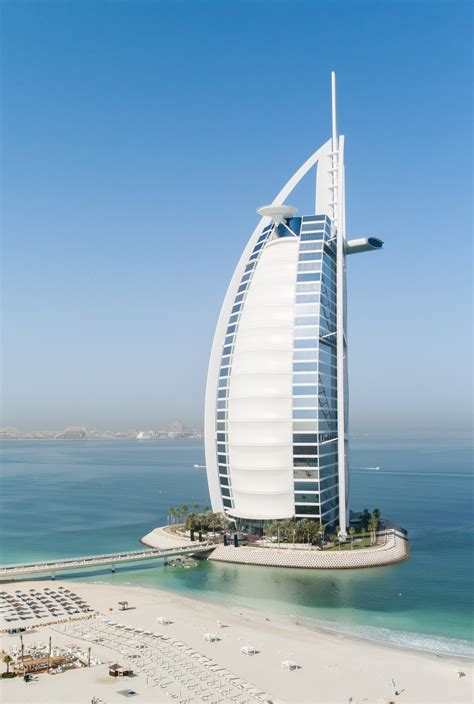 sailboat dubai dubai hotel that looks like a sail 2018 world s best hotels