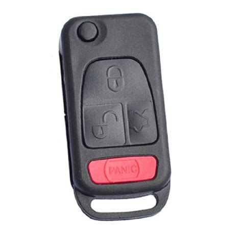 0960030262 3 Truck Remote Import New Remote Flip Key Shell For Mercedes Ml320 C230