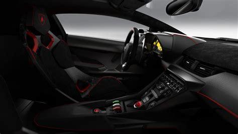 Lamborghini Veneno Interior Features Lamborghini Veneno Car Design