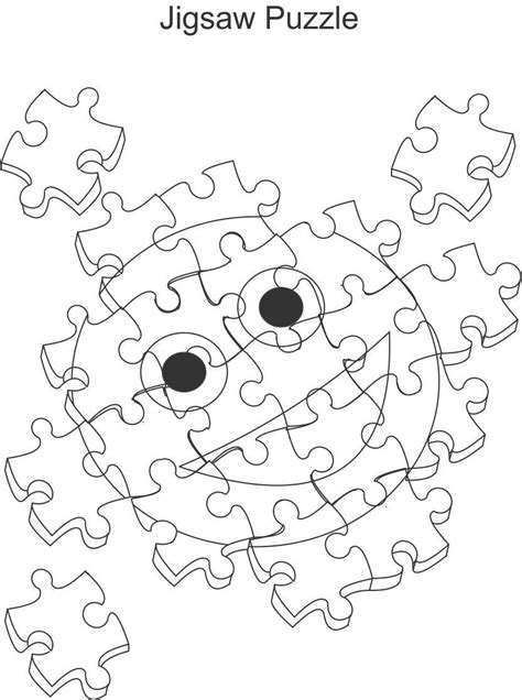 printable jigsaw puzzles to colour jigsaw puzzles free colouring pages