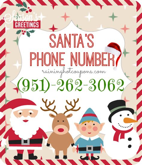 call santa santa s phone number call santa
